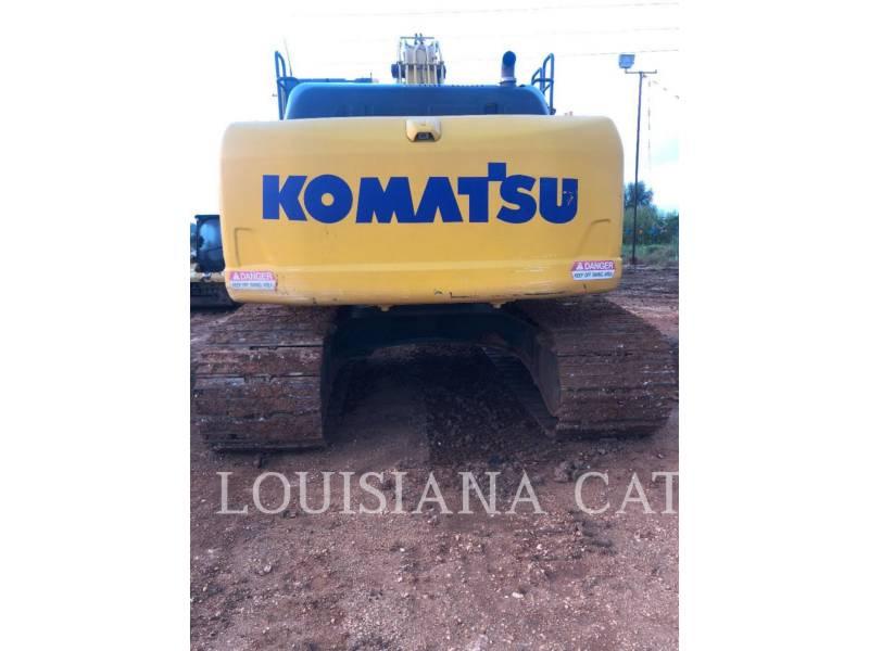 KOMATSU LTD. RUPSGRAAFMACHINES PC290LC-10 equipment  photo 5