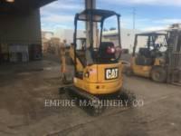 CATERPILLAR TRACK EXCAVATORS 301.7DCROR equipment  photo 3