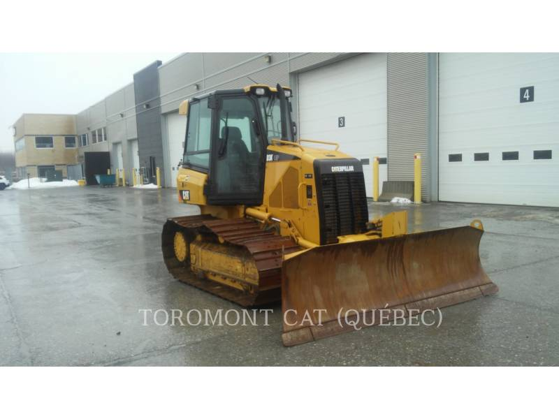 CATERPILLAR TRACK TYPE TRACTORS D3KLGP equipment  photo 2