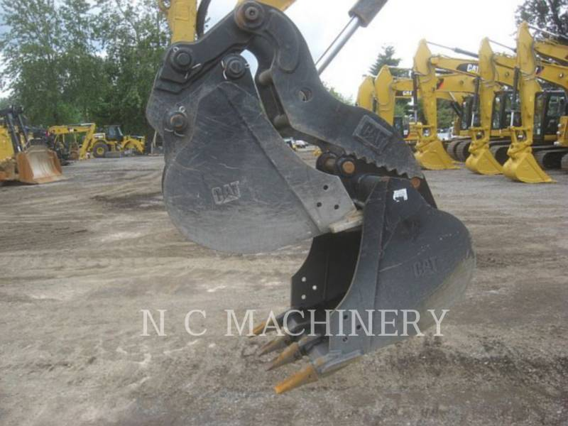CATERPILLAR KOPARKI GĄSIENICOWE 305E2 CRCB equipment  photo 8