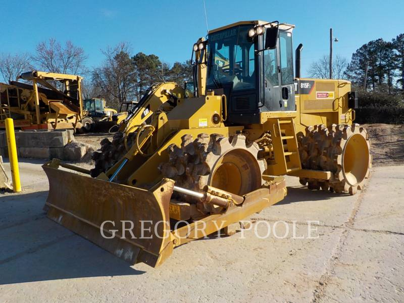 CATERPILLAR TRACTEURS SUR PNEUS 815F II equipment  photo 11