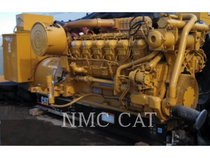 CATERPILLAR 固定式発電装置 3512 equipment  photo 1