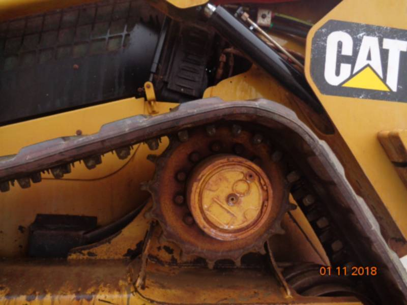 CATERPILLAR UNIWERSALNE ŁADOWARKI 299D2 equipment  photo 9