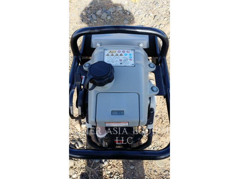 MULTIQUIP COMPACTORS MTX 60 HD equipment  photo 5