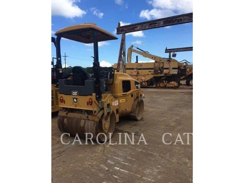CATERPILLAR COMPACTEURS CB34B equipment  photo 3