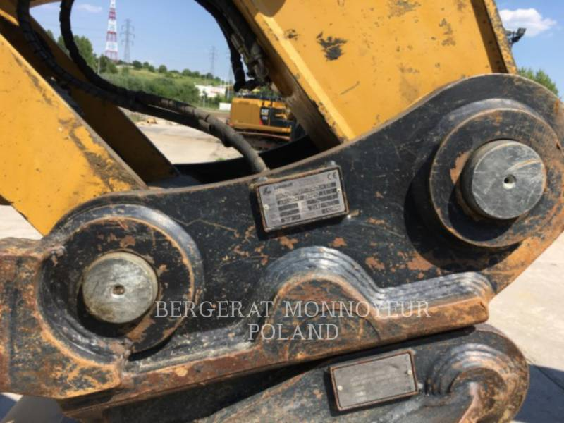 CATERPILLAR KETTEN-HYDRAULIKBAGGER 336DL equipment  photo 18