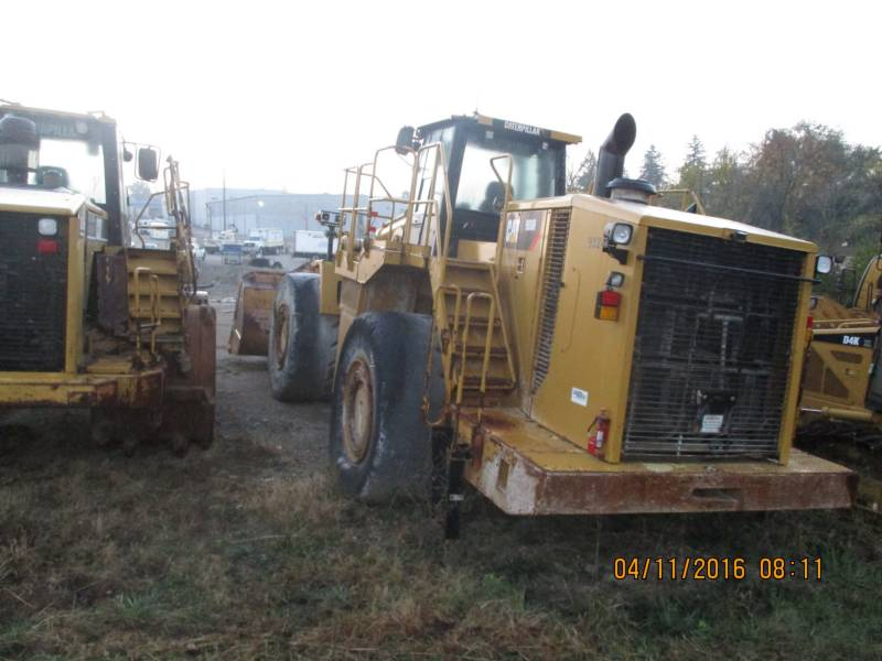 CATERPILLAR 采矿用轮式装载机 988H equipment  photo 1
