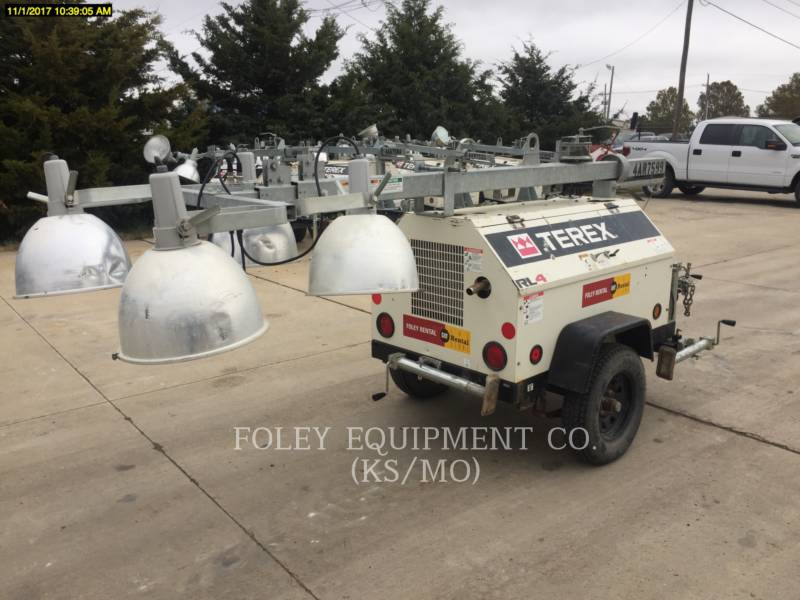 TEREX CORPORATION LIGHT TOWER RL4 equipment  photo 4