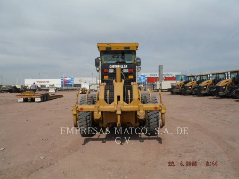 CATERPILLAR MOTOR GRADERS 12K equipment  photo 3
