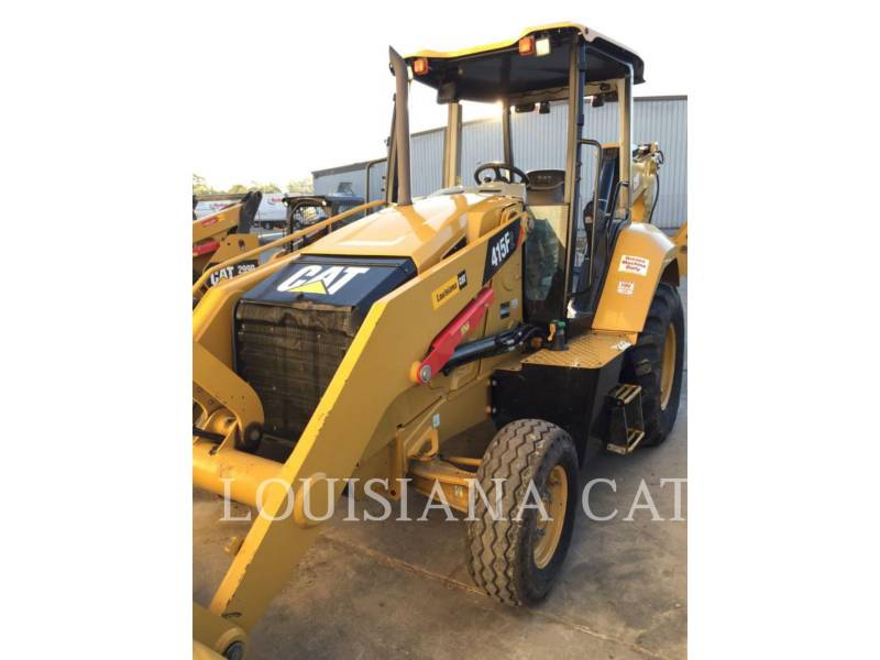 CATERPILLAR CHARGEUSES-PELLETEUSES 415F2 equipment  photo 2