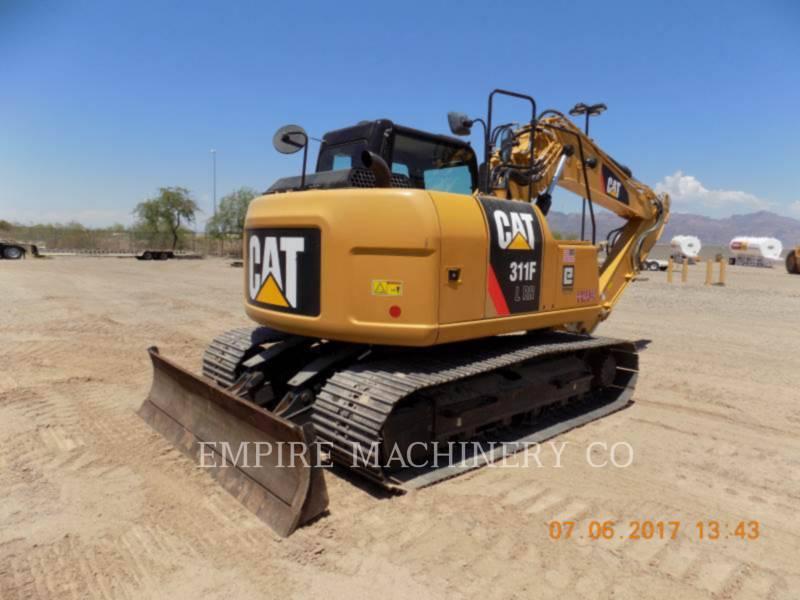 CATERPILLAR EXCAVADORAS DE CADENAS 311F LRR P equipment  photo 2