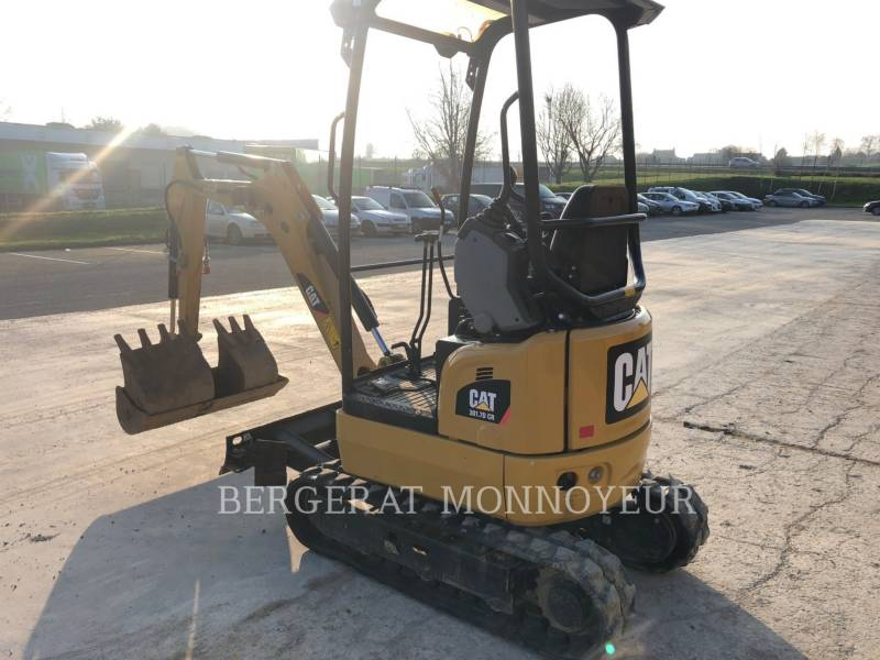CATERPILLAR KOPARKI GĄSIENICOWE 301.7D CR equipment  photo 5