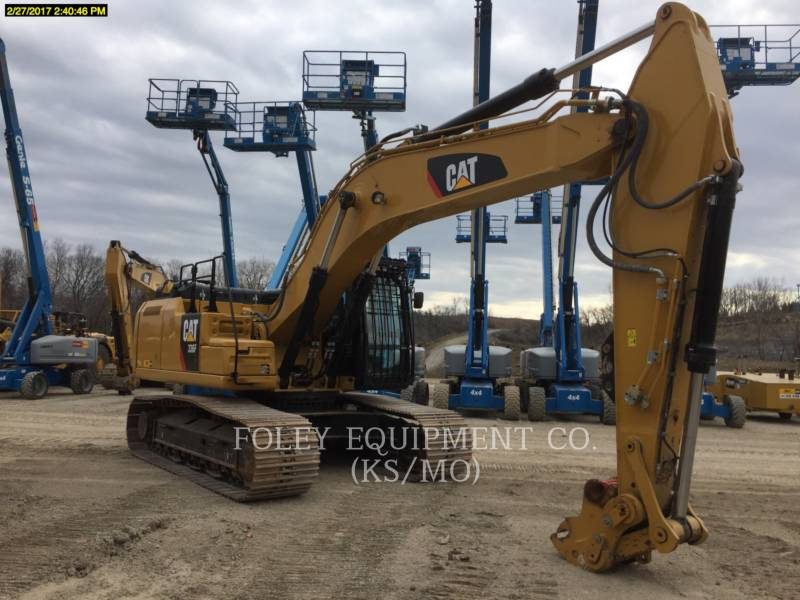 CATERPILLAR TRACK EXCAVATORS 336FL10 equipment  photo 2