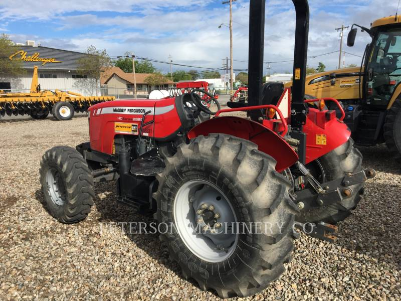 AGCO-MASSEY FERGUSON AG TRACTORS MF2680L equipment  photo 2