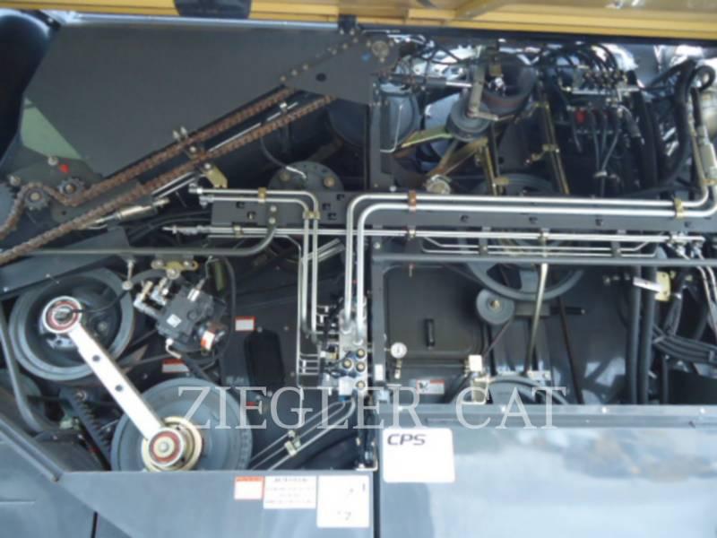 LEXION COMBINE COMBINADOS 760TT equipment  photo 14