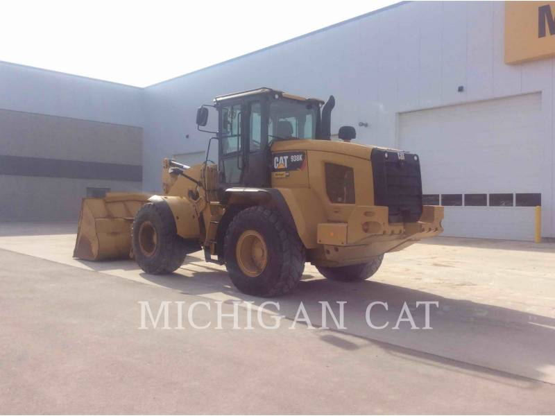 CATERPILLAR WHEEL LOADERS/INTEGRATED TOOLCARRIERS 938K H3RQ equipment  photo 4