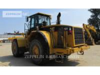 Equipment photo Caterpillar 824G BULDOZERE CU ROŢI 1