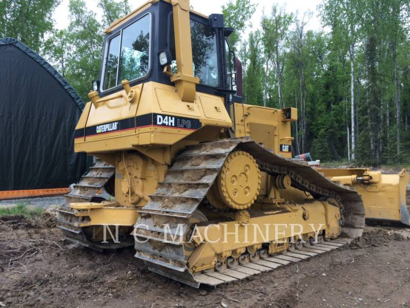 CATERPILLAR TRACTORES DE CADENAS D4HIILGP equipment  photo 2