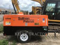 SULLIVAN COMPRESSOR DE AR D185P DZ equipment  photo 1