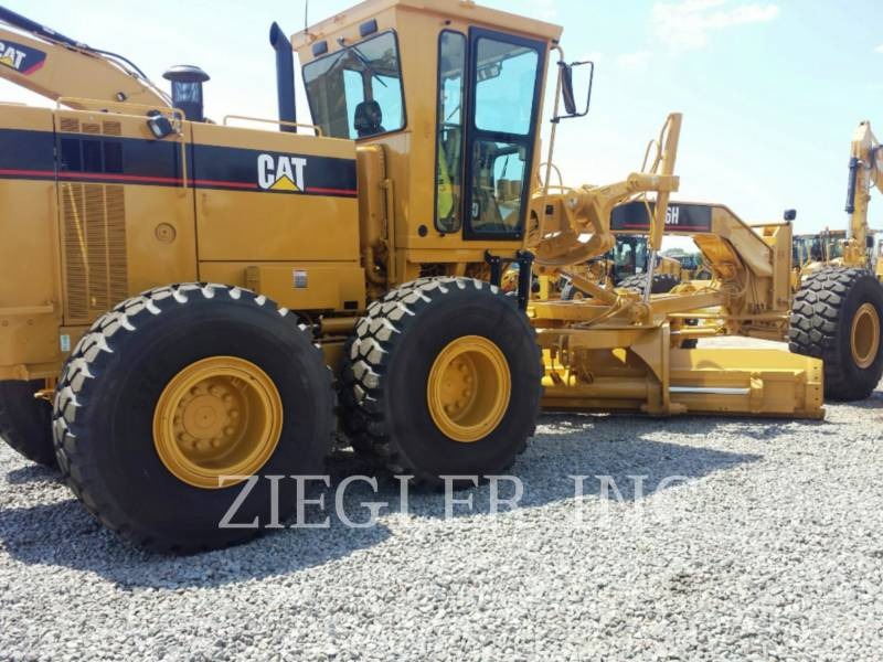 CATERPILLAR MOTONIVELADORAS 16H equipment  photo 2