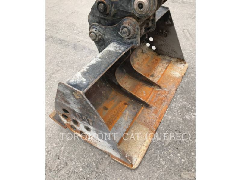 CATERPILLAR ESCAVATORI CINGOLATI 303ECR equipment  photo 8