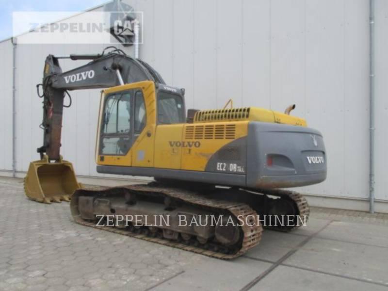 VOLVO CONSTRUCTION EQUIPMENT TRACK EXCAVATORS EC290BNLC equipment  photo 2