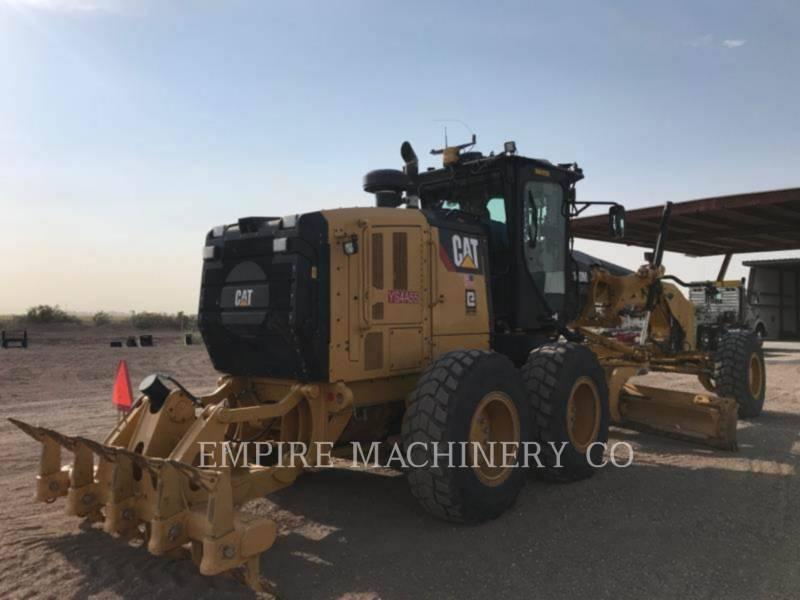 CATERPILLAR RÓWNIARKI SAMOBIEŻNE 140M3 AWD equipment  photo 3