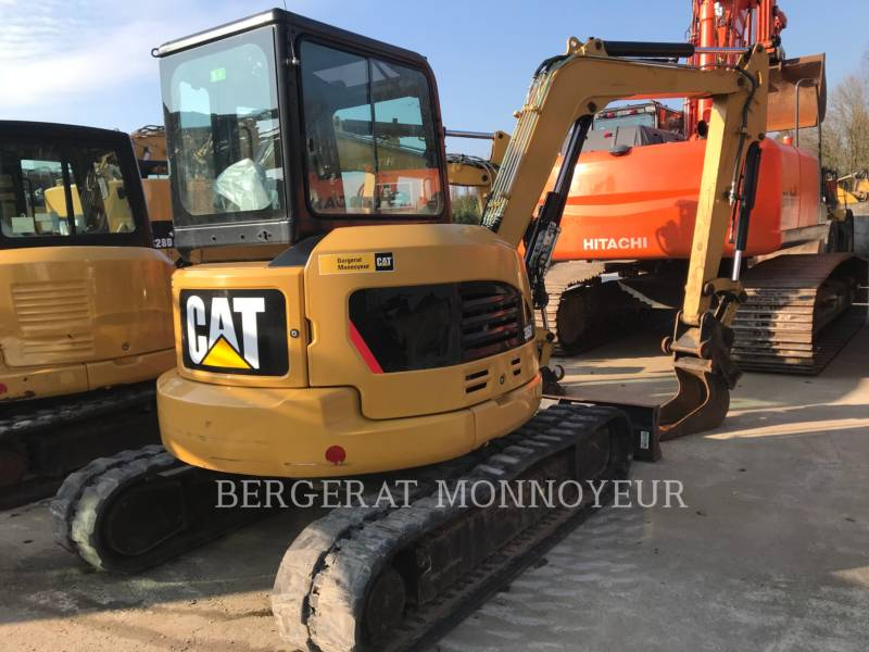 CATERPILLAR TRACK EXCAVATORS 305 D CR equipment  photo 5