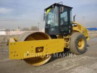 Equipment photo CATERPILLAR CS64B TRILLENDE ENKELE TROMMEL GLAD 1