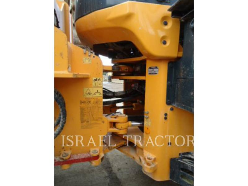 HYUNDAI CONSTRUCTION EQUIPMENT WHEEL LOADERS/INTEGRATED TOOLCARRIERS HL770-9 equipment  photo 9
