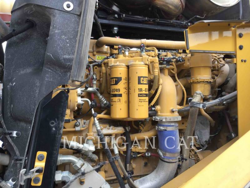 CATERPILLAR PALE GOMMATE/PALE GOMMATE MULTIUSO 980M equipment  photo 8