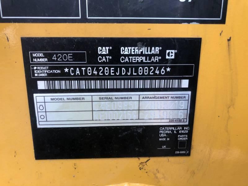 CATERPILLAR TERNE 420EST equipment  photo 22