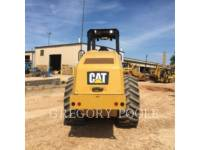 CATERPILLAR COMPACTEUR VIBRANT, MONOCYLINDRE À PIEDS DAMEURS CP 56 equipment  photo 23