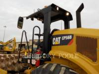CATERPILLAR SOPORTE DE TAMBOR ÚNICO VIBRATORIO CP-56B equipment  photo 10