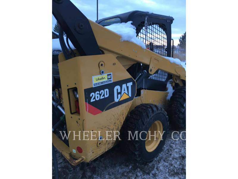 CATERPILLAR CHARGEURS COMPACTS RIGIDES 262D C1-H2 equipment  photo 1