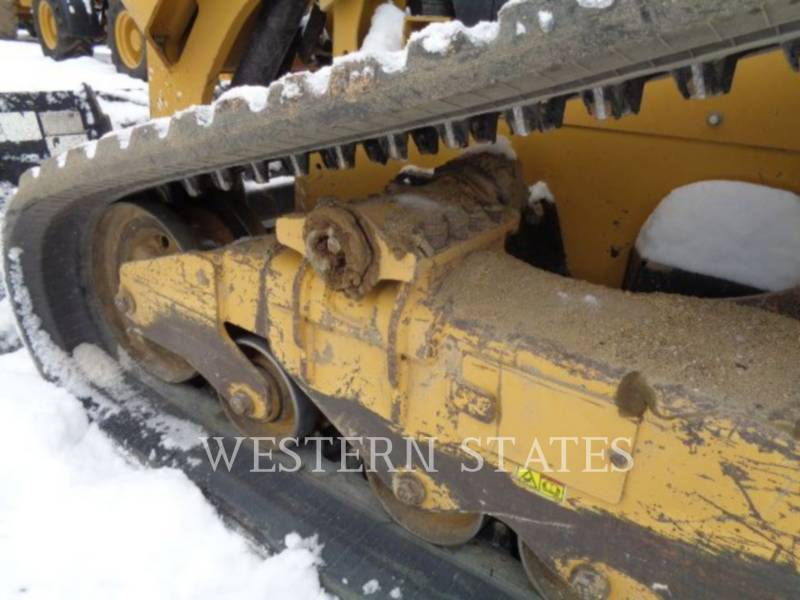 CATERPILLAR 多様地形対応ローダ 289D equipment  photo 15