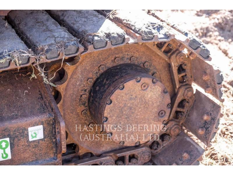 CATERPILLAR TRACK EXCAVATORS 308E CR SB equipment  photo 11