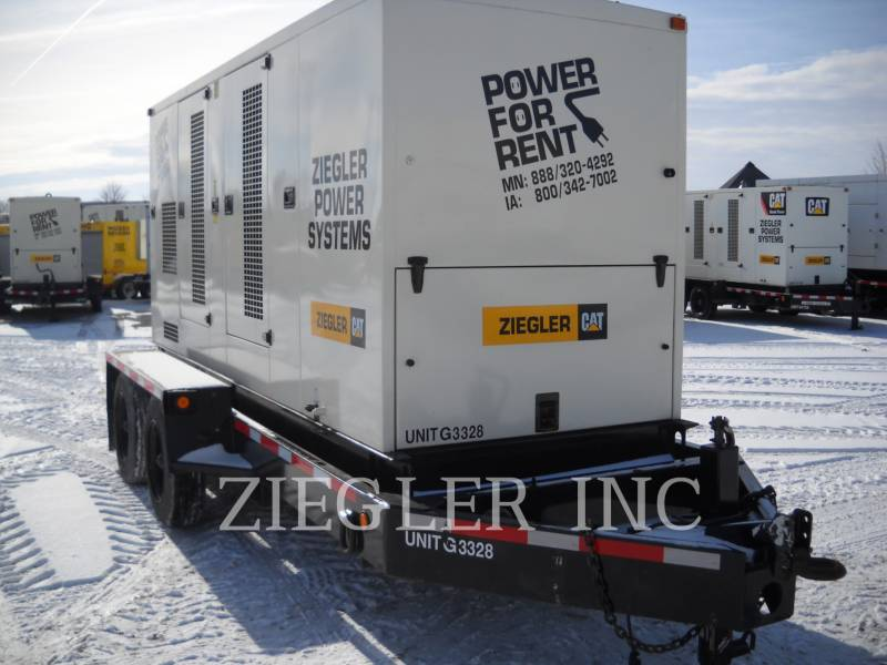 CATERPILLAR PORTABLE GENERATOR SETS XQ 230 equipment  photo 4