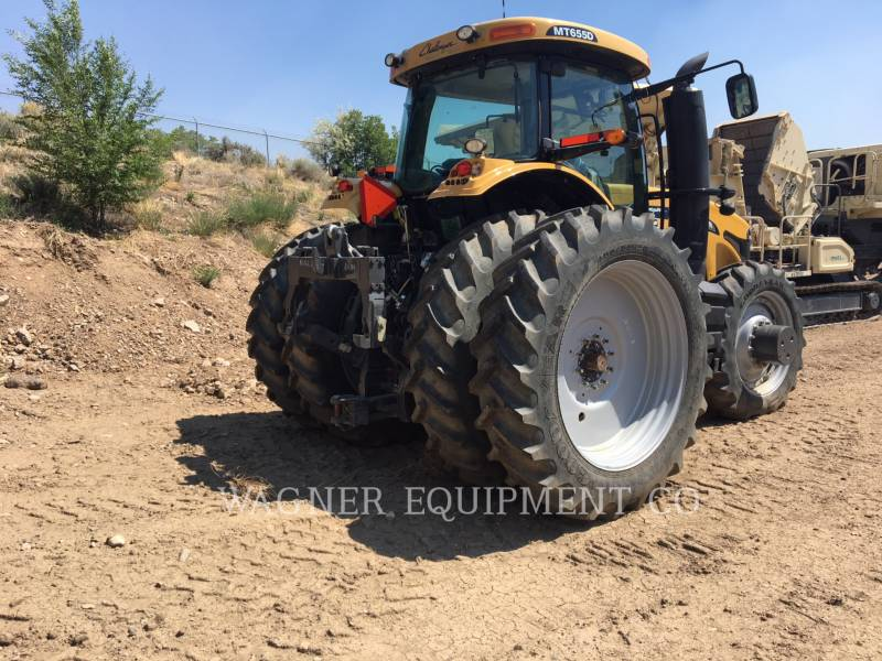 AGCO 農業用トラクタ MT655D-4C equipment  photo 3