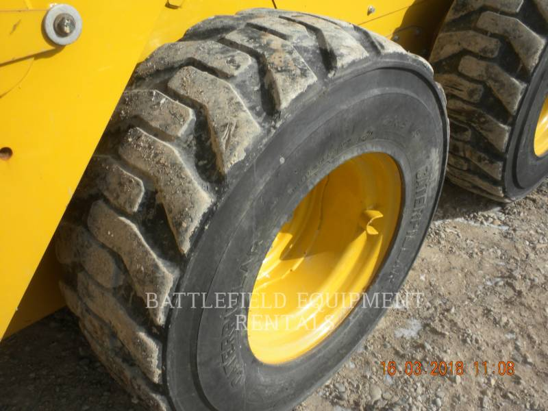 CATERPILLAR SCHRANKLADERS 236D equipment  photo 8
