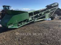 MISCELLANEOUS MFGRS CRUSHERS STK 36X80 equipment  photo 1
