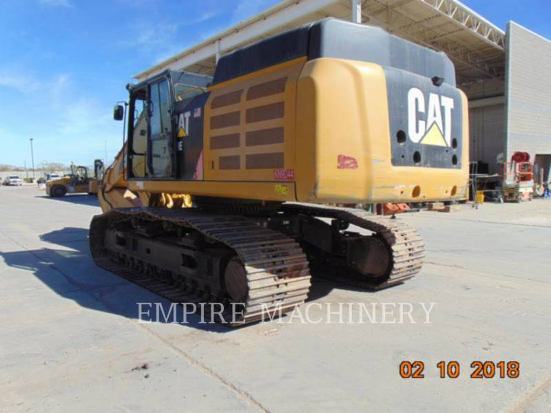 CATERPILLAR PELLES SUR CHAINES 349ELVG equipment  photo 3