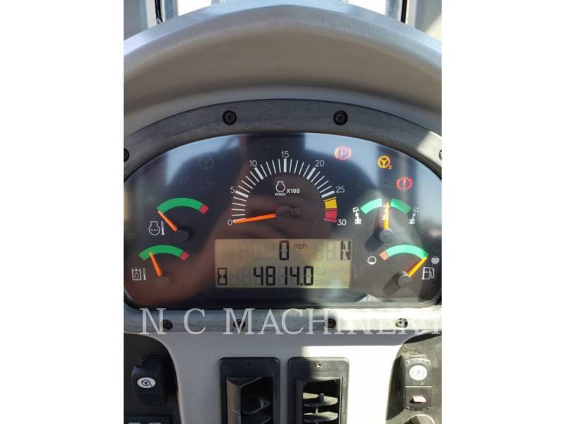 CATERPILLAR MOTOR GRADERS 160M2AWD equipment  photo 3