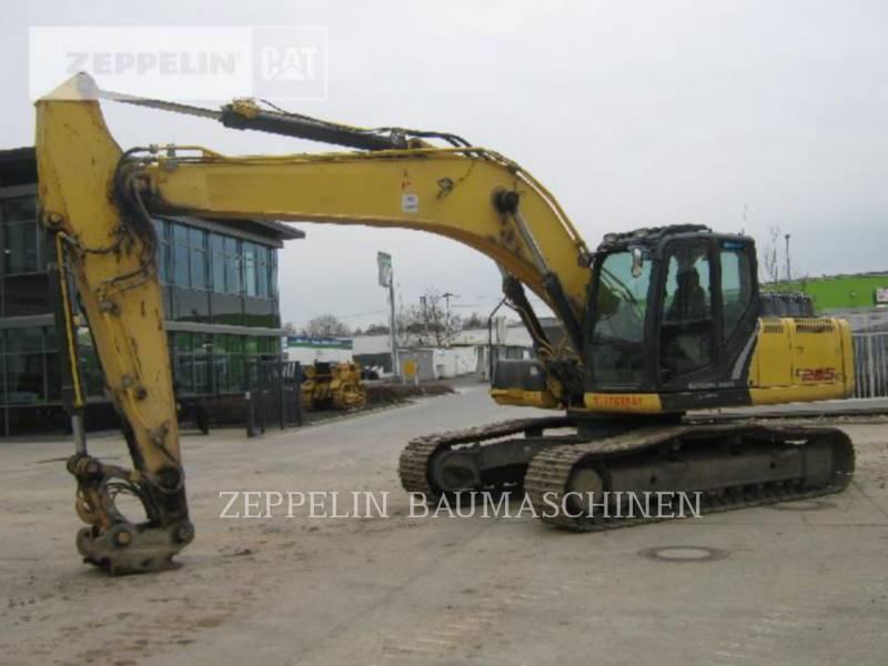 NEW HOLLAND EXCAVADORAS DE CADENAS E265 equipment  photo 1