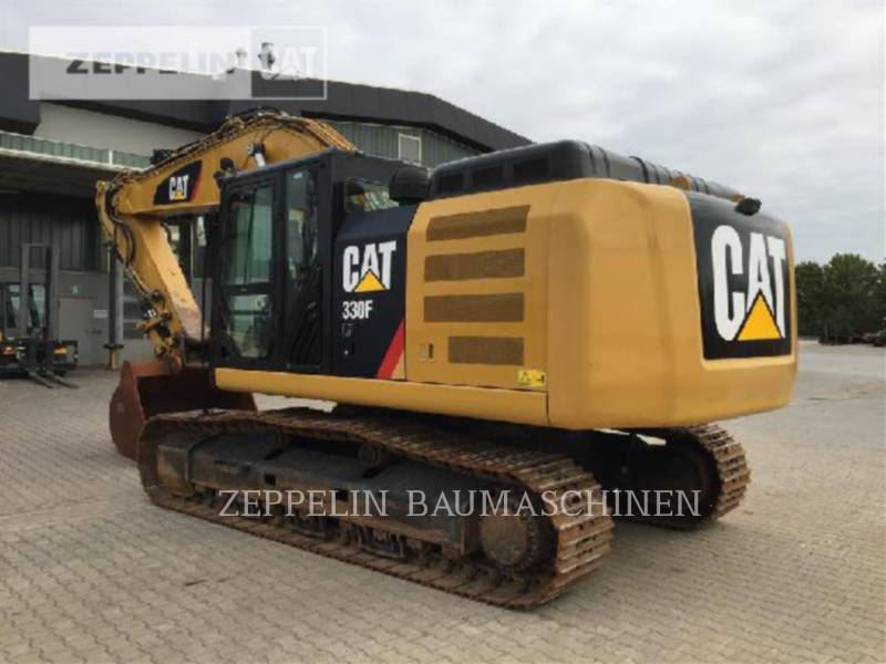 CATERPILLAR EXCAVADORAS DE CADENAS 330FLN equipment  photo 2