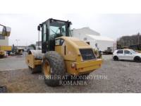 Equipment photo CATERPILLAR CS54 VIBRATORY SINGLE DRUM SMOOTH 1