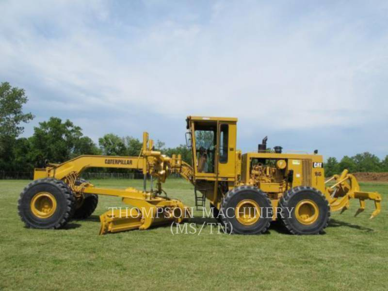 CATERPILLAR MOTOR GRADERS 16G equipment  photo 6