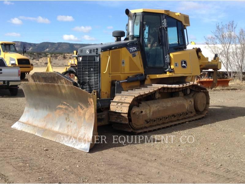 DEERE & CO. TRACTORES DE CADENAS 750K equipment  photo 1