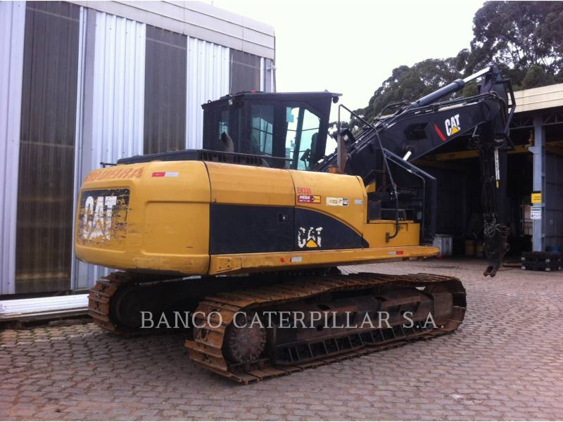 CATERPILLAR ログ・ローダ 320DFMLLB equipment  photo 3