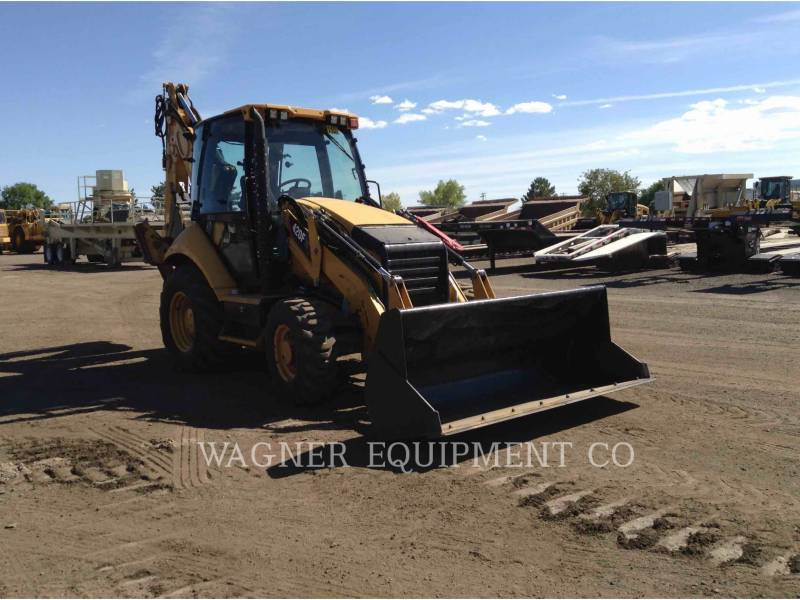 CATERPILLAR RETROESCAVADEIRAS 420F IT4WE equipment  photo 4